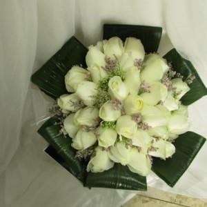 זר ורדים קלאסי (Small)