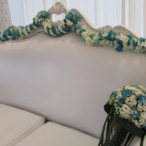 שרשרת של פרחים תואמים (Small)
